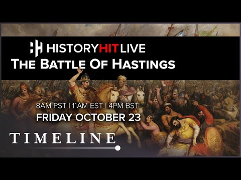 1066: The Year of Conquest | History Hit LIVE on Timeline