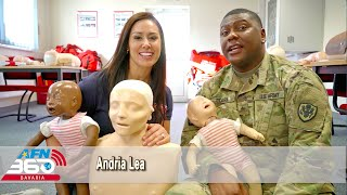 AFN Bavaria Buzz | Red Cross Month | American Forces Network
