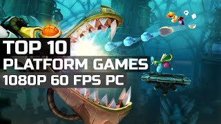 https://www.youtube.com/watch?v=AWoxr0pazoA This is my list of top 10 platform games for PC. This is an updated list from my previous video in which people ...
