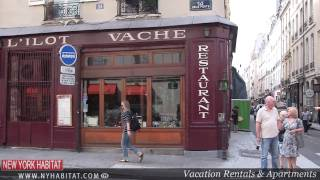 Saint-Louis France  City pictures : Paris, France - Video Tour of the Ile-Saint-Louis