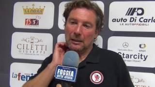 lega-pro-foggia-andria-commento-intervista-allenatore-stroppa-Sport