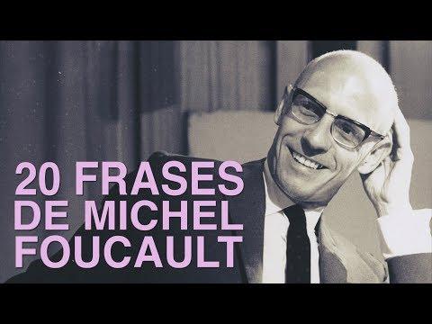 Frases bonitas - 20 Frases de Michel Foucault  El pensamiento moderno francés
