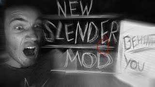 CREEPIEST SLENDER GAME! - Slender (Mod)