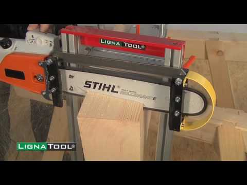 Lignatool Chainsaw Cutting Guide