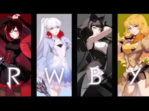 RWBY Fireflies AMV (видео)