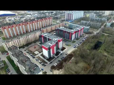 """Квартиры в ЖК """"Брусничный"""" в (СПБ), Всеволожский район"""