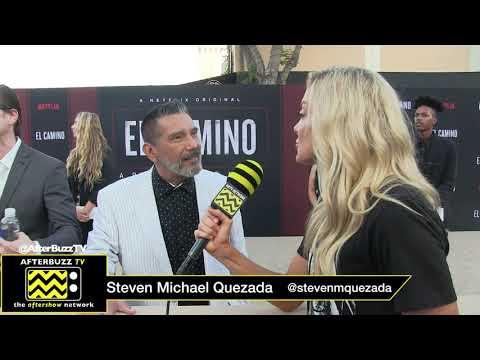 El Camino Premiere | Steven Michael Quezada