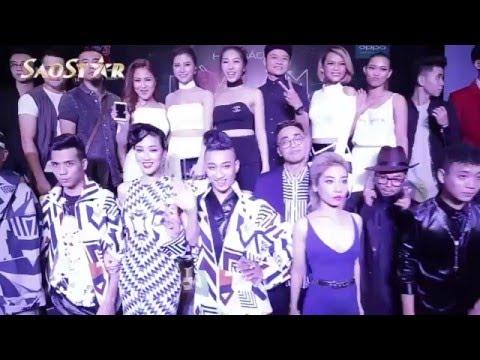 Họp báo ra mắt  chương trình The Remix Hoà Âm Ánh Sáng 2016