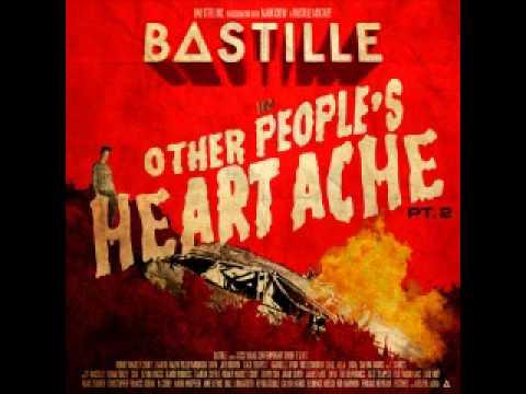 Tekst piosenki Bastille - Forever ever po polsku