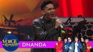 Video Dengan NafasMu (UNGU) - Dnanda | Group B | Voice of Ramadan GTV 2019 MP3, 3GP, MP4, WEBM, AVI, FLV Mei 2019