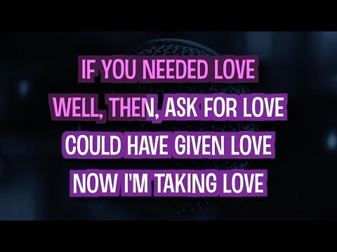 Wake Up Call Karaoke Version by Maroon 5 (Video with Lyrics)