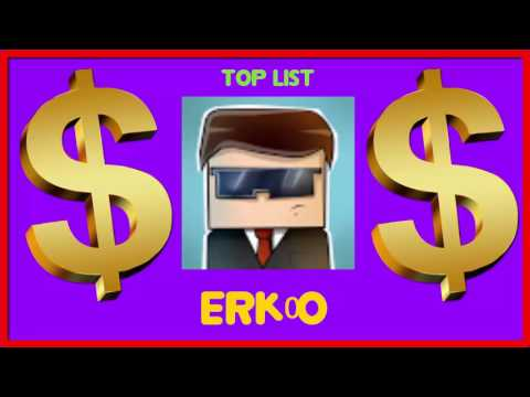 How much ERK0O made money on YouTube { In March 2016 }