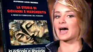 """Caterina Marra - spot """"La Storia di Giovanni e Margherita"""""""