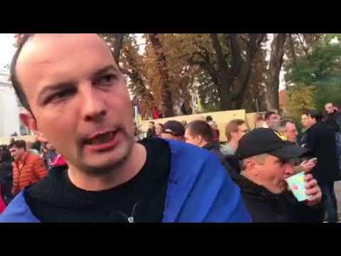 Егор Соболев заявил что \Донбасс\ будет проводить зачистку рядов от провокаторов - DomaVideo.Ru