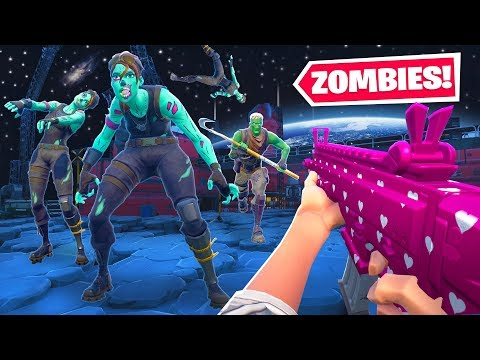 Infected Fortnite Zombie Hide and Seek on the Moon - Thời lượng: 20 phút.