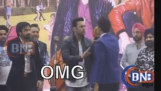 Video Ajaz Khan And Sahil Anand Fighting Between the Promotion Of Love Day MP3, 3GP, MP4, WEBM, AVI, FLV Oktober 2017