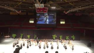 BYU Hawaii Culture Night 2017: Kiribati
