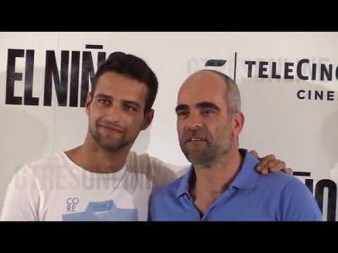 Jesus Castro nuevo actor de moda del cine Español