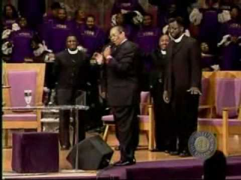 Bishop G. E. Patterson – Keep the Faith