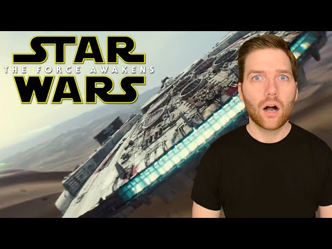 Star Wars: The Force Awakens Trailer – Review