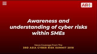 Awareness and understanding of cyber risks within SMEs