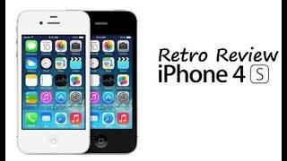 Retro Review iPhone 4S