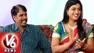 Video Actress & YCP MLA Roja & Director R K Selvamani | Life Mates | V6 News MP3, 3GP, MP4, WEBM, AVI, FLV Oktober 2018