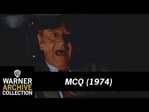 I'm Up To My Butt In Gas!   McQ   Warner Archive