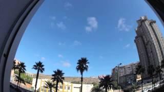 Timelapse - Mesa y López - Atardecer Las Palmas de Gran Canaria