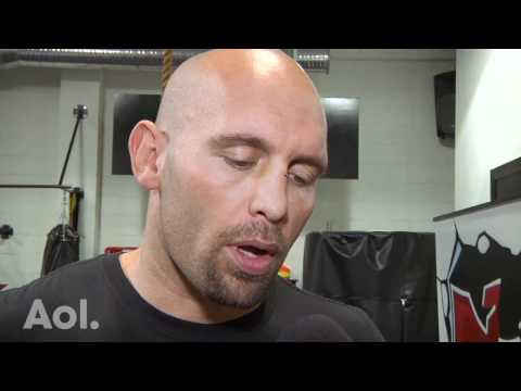 Shane Carwin Discusses Leaner Diet, Plan of Attack Against Junior dos Santos