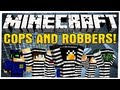Minecraft: COPS AND ROBBERS - JESTEM PSYCHOPATĄ? [#3]