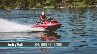 1. Sea-Doo RXT-X 300 – PWC Review