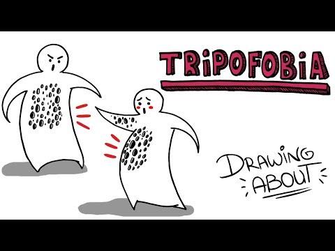 TRIPOFOBIA  Draw My Life con GlóbuloAzul