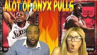 NBA 2k15-MYTEAM! WE GOT RUBY JORDAN! Throwback Onyx BEST PULLS EVER! OMG! Funny Rage