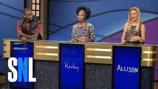 Video Black Jeopardy with Elizabeth Banks - SNL MP3, 3GP, MP4, WEBM, AVI, FLV Maret 2019