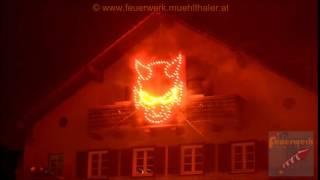 Pyrotechnik Nikolaus & Krampuseinzug 05.12.2015