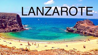 Video from Lanzarote - beautiful stunning, volcanic island.Really differen then other Canary islands,looks like different planet.