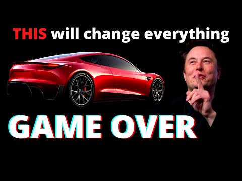 Tesla Roadster is more important than you might think | Going to be the end of the ICE age