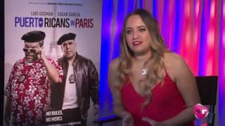 Puerto Ricans in Paris con Luis Guzman y Eddie Garcia