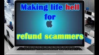 Video Making life hell for refund scammers MP3, 3GP, MP4, WEBM, AVI, FLV September 2018