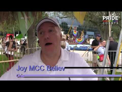 JOY MCC Church Supports Come Out with Pride Orlando 2012