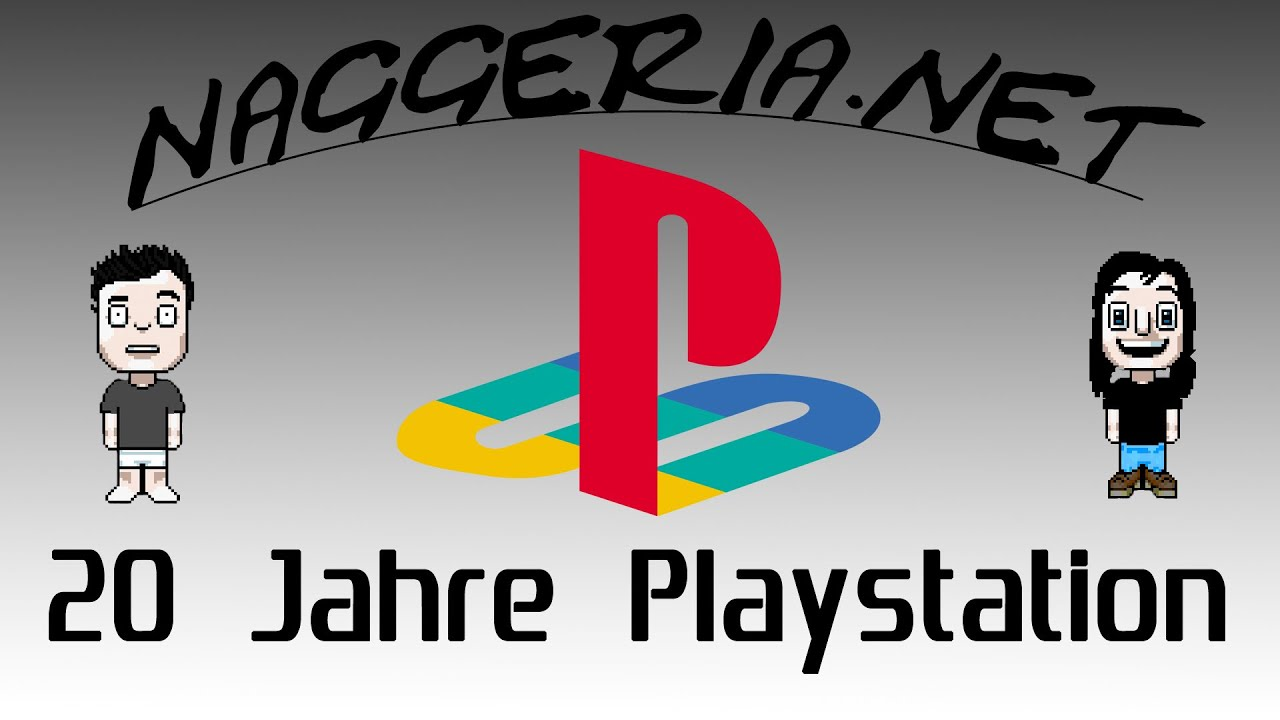 [Retro-Freitag] Naggeria feiert 20 Jahre Playstation! (Part 1/2)