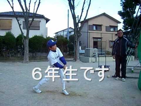 哲平 賀茂クラブ ティー打撃 091219