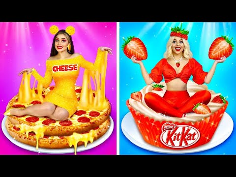 If Your Food Were People || 12 Funny Moments with Food by RATATA BOOM