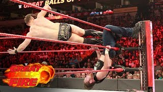 Nonton Dean Ambrose vs. The Miz - Intercontinental Title Match: WWE Great Balls of Fire 2017 Film Subtitle Indonesia Streaming Movie Download