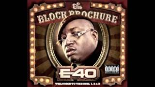 E-40 Be You (feat. Too $hort & J Banks)