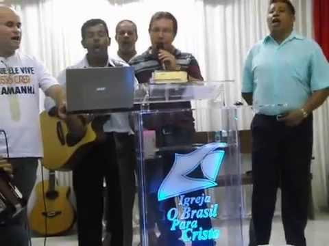UMASBRAC E GERSON NA OBPC RIBEIRA