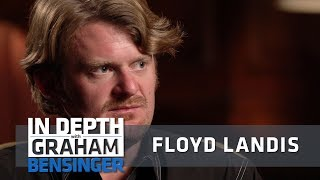 Floyd Landis reflects on his best friend David Witt's suicide, shortly after Floyd won the 2006 Tour de France and then tested positive for blood doping. Landis talks of feeling emotionally overwhelmed and shares his struggles with an inability to cope with his friend's death.Want to see more? SUBSCRIBE to watch the latest interviews: http://bit.ly/1R1Fd6w Episode debuted nationwide in 2011.Watch full episodes each week on TV stations across the country. Find the airing time and channel for your city:http://www.grahambensinger.com/index.php/when-where-watchConnect with Graham:FACEBOOK: https://www.facebook.com/GrahamBensingerTWITTER: https://twitter.com/GrahamBensingerINSTAGRAM: https://www.instagram.com/grahambensingerWEBSITE: http://www.grahambensinger.com/