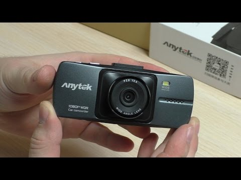 Anytek A88 видеорегистратор Гав*о Из Китая! (видео)