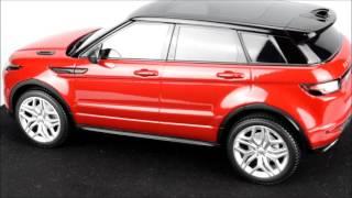 Kyosho | OUSIA Range Rover Evoque Trio